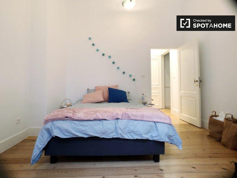 Prywatny pokój w mieszkaniu dzielonym w Brukseli