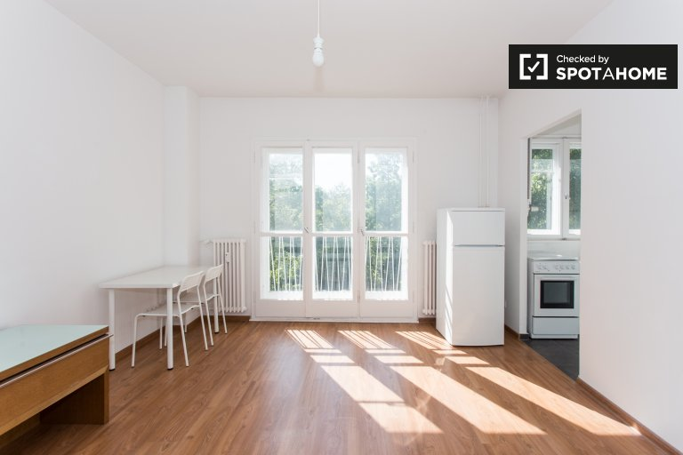 Studio apartment for rent in Mariendorf, Berlin