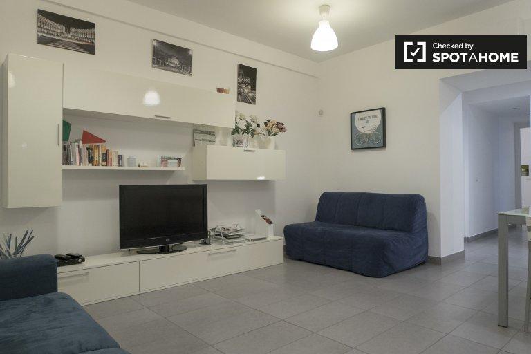 Moderne appartement 1 chambre à louer à Centro Storico, Rome
