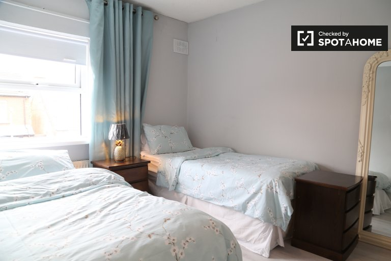 Charming room to rent in Downtown Dublin