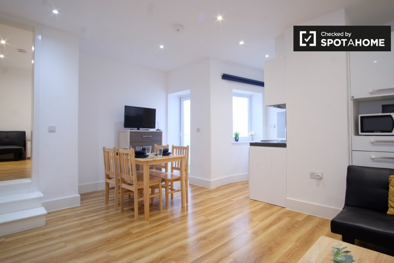 1-bedroom apartment for rent in Bermondsey, London
