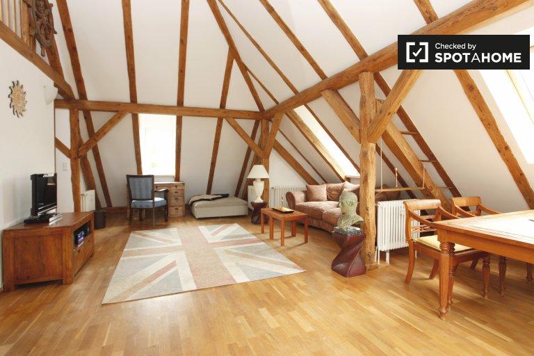 Stunning 2 floor, 2 bedroom apartment for rent in Steglitz-Zehlendorf