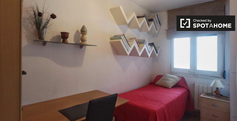 Ciutat Vella, Barcelona, Kiralık rahat oda