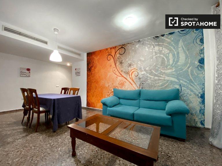2-Zimmer-Wohnung zur Miete in Quatre Carreres, Valencia