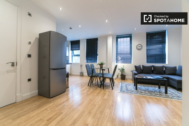 2-Zimmer-Wohnung zur Miete in Tower Hamlets, London