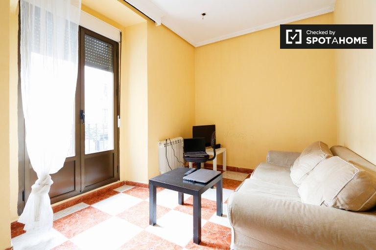 Centro, Madrid'de kiralık 4 yatak odalı daire