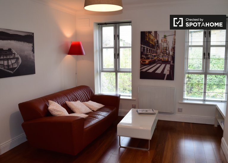 1-bedroom apartment to rent in Ballsbridge, Dublin