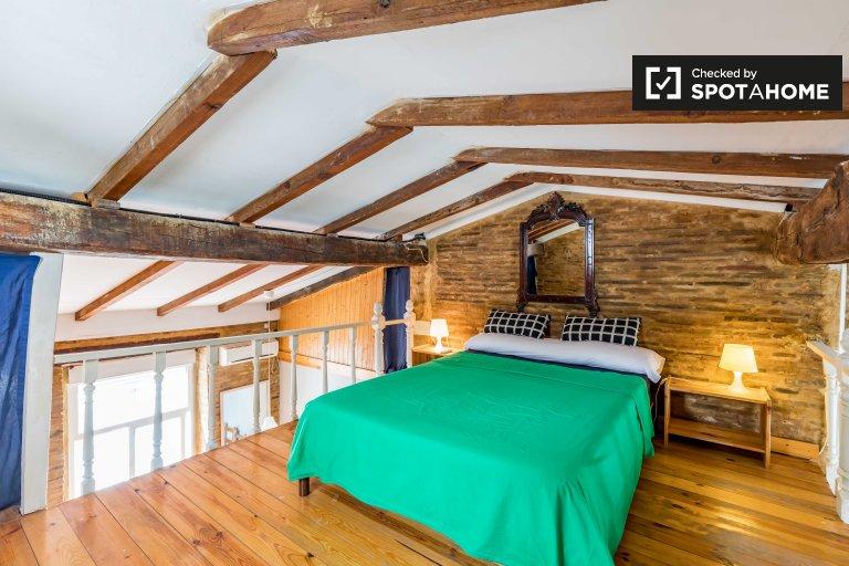 Apartamento de 1 quarto para alugar em Ciutat Vella