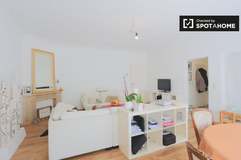 2-pokojowe mieszkanie do wynajęcia w Uccle, Bruksela
