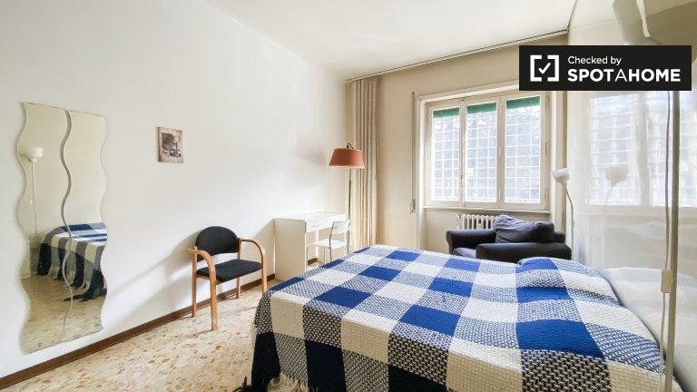 Belle chambre à louer à Trieste, Rome