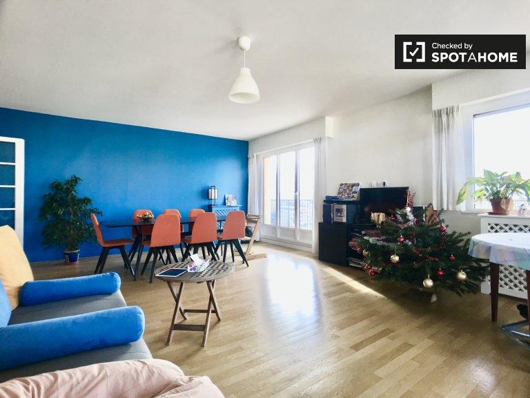 Chic 2 camere da letto in affitto nel 13 ° arrondissement