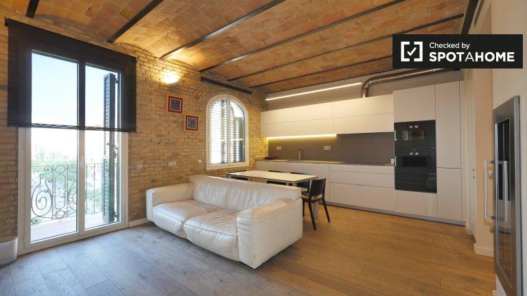 2-Zimmer-Wohnung zur Miete in L'Esquerra de l'Eixample