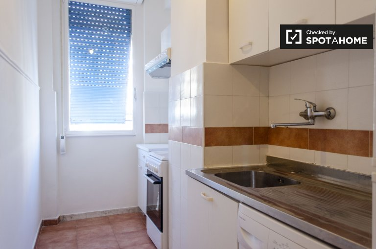 Appartement 2 chambres à louer à Tiburtina, Rome
