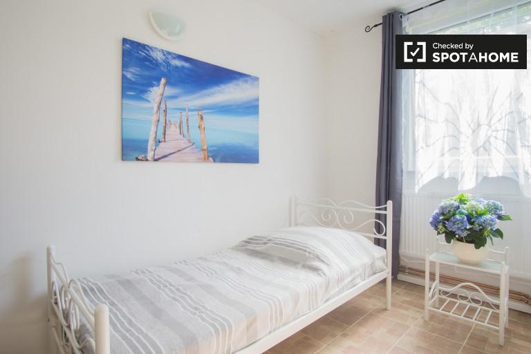 Cudowny pokój w apartamencie w Pankow, Berlin
