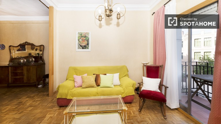 3-bedroom apartment for rent in Atocha and Delicias, Madrid