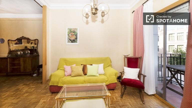 3-Zimmer-Wohnung zur Miete in Atocha und Delicias, Madrid