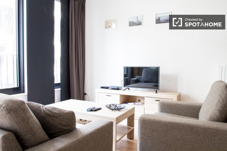 1-appartamento con balcone in affitto - Bruxelles centrali