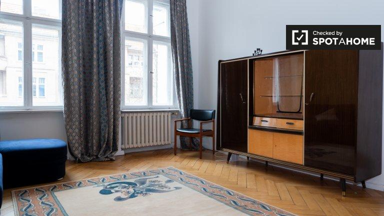 Quarto para alugar apartamento com 4 quartos em Charlottenburg