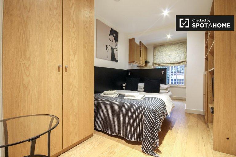 cozy studio flat to rent in kings cross london ref 153160