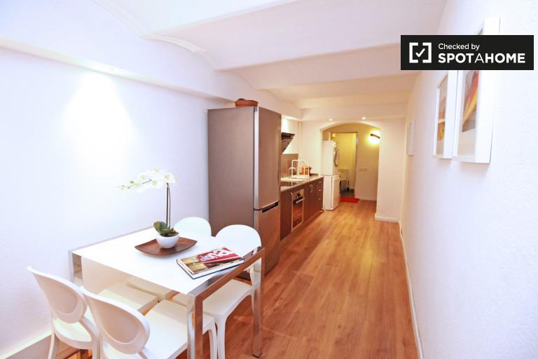 1-pokojowe mieszkanie do wynajęcia w Sant Gervasi, Barcelona