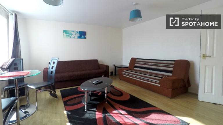 Appartement 1 Chambre à Louer avec Parking, Walthamstow, Londres