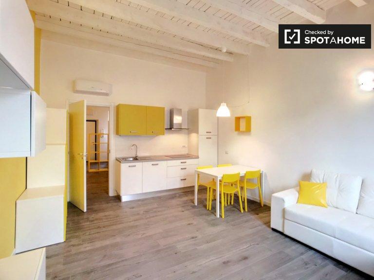 1-Zimmer-Wohnung zur Miete in Stazione Centrale, Mailand