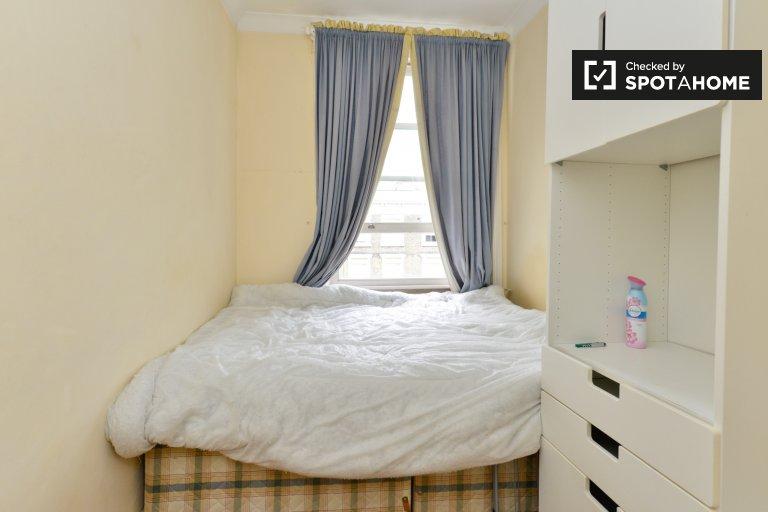 Quarto acolhedor para alugar em West Brompton, Londres