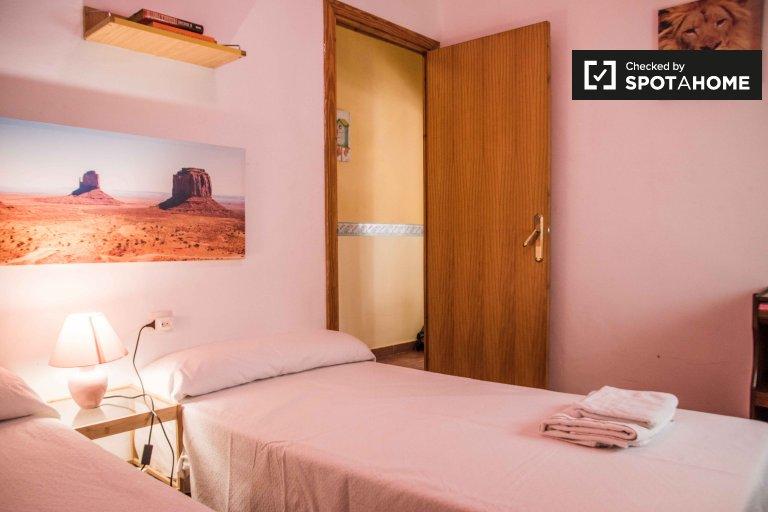 Uroczy 3-pokojowy apartament do wynajęcia w Torrente, Valencia