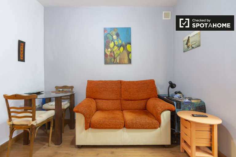 Beau studio à louer à Tetuán, Madrid