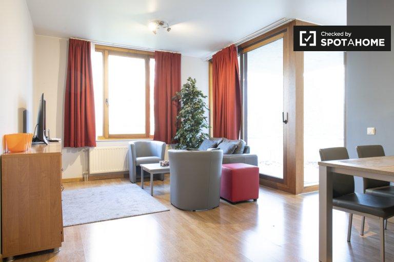 Wspaniały apartament z 2 sypialniami do wynajęcia w Watermael w Brukseli