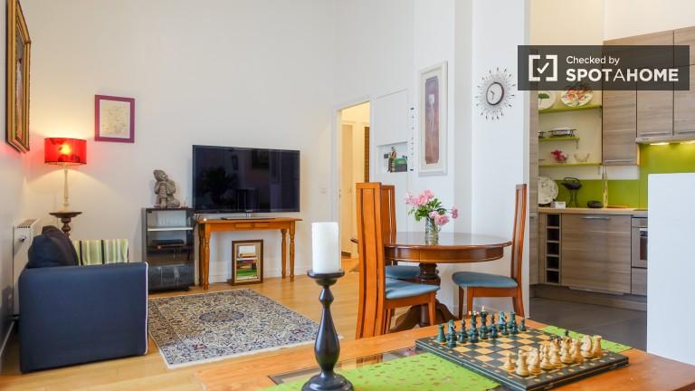 Appartement 2 chambres à louer à Hôtel-de-Ville, Paris 4