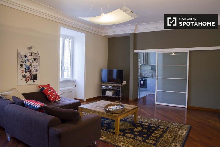 Spacieux appartement 3 chambres à louer à San Giovanni