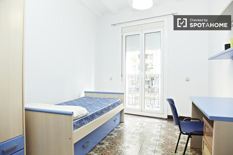 Piso de 4 habitaciones en alquiler en el barrio gótico, Barcelona