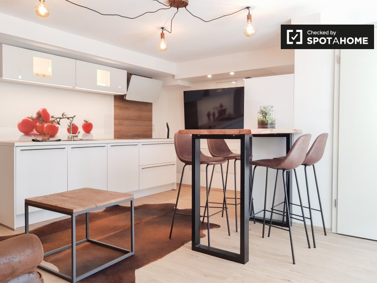 Apartment with 1 bedroom for rent in Hermsdorf, Berlin