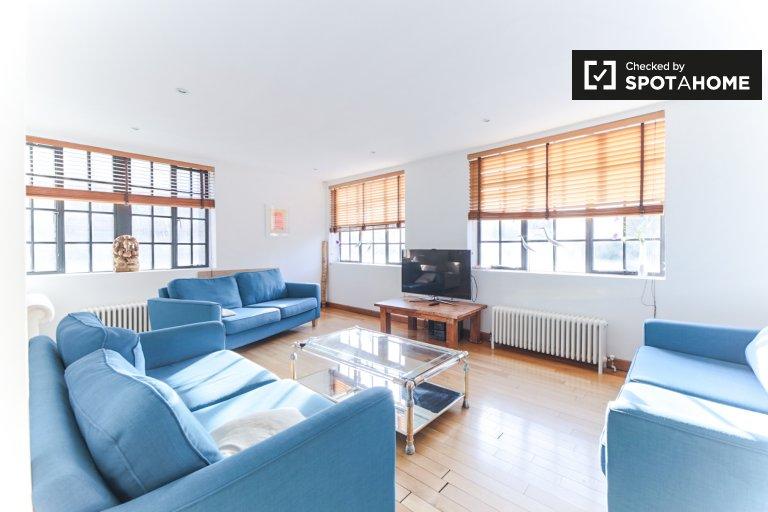 Atemberaubende 4-Zimmer-Wohnung in Lambeth, London zu vermieten