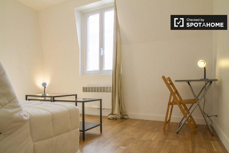 Cosy studio apartment for rent in 15th Arrondissement