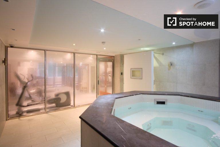 2-pokojowe mieszkanie do wynajęcia w Kensington w Londynie