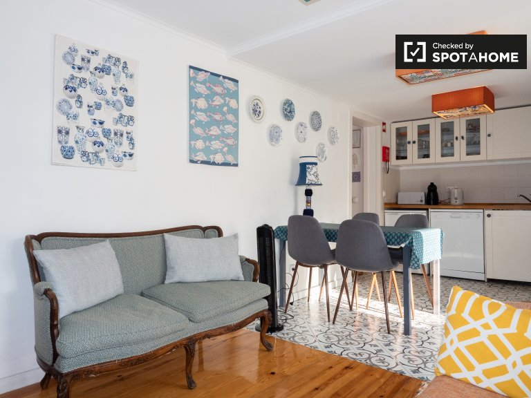 2-bedroom apartment for rent in Principe Real, Lisbon