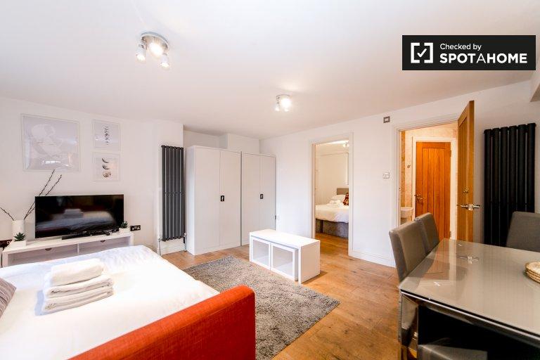 1-pokojowe mieszkanie do wynajęcia w Battersea w Londynie
