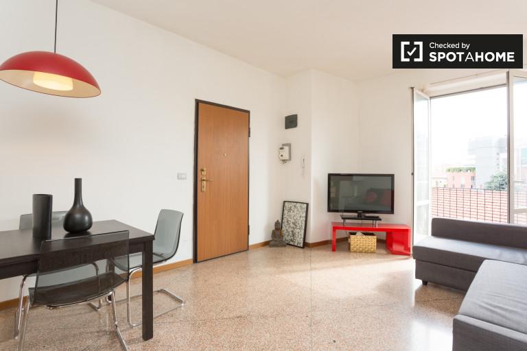 2-Zimmer-Wohnung zur Miete in Lambrate, Mailand