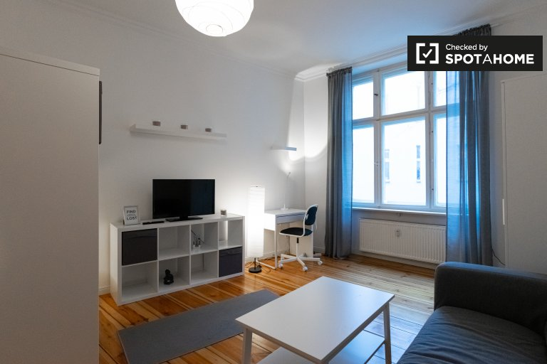 Studio-Apartment zu vermieten in Kreuzberg, Berlin