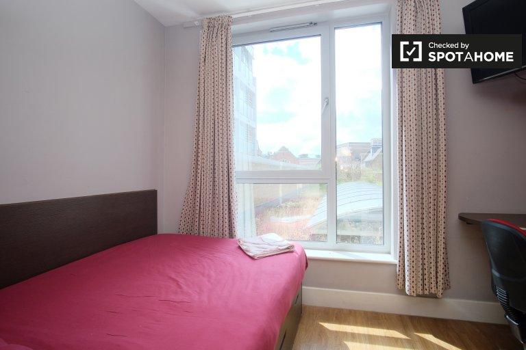 Studiowohnung zu vermieten in großer Residenz in Camden, London