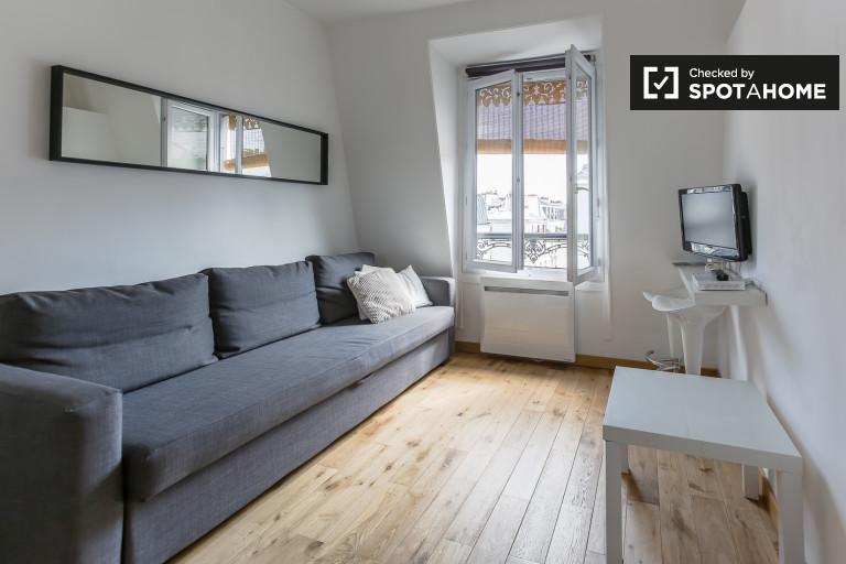 Large 1-bedroom apartment in Latin Quarter, Paris