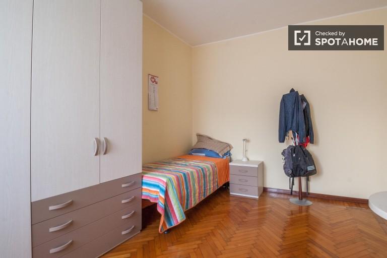 Camera da letto 1 con letto singolo