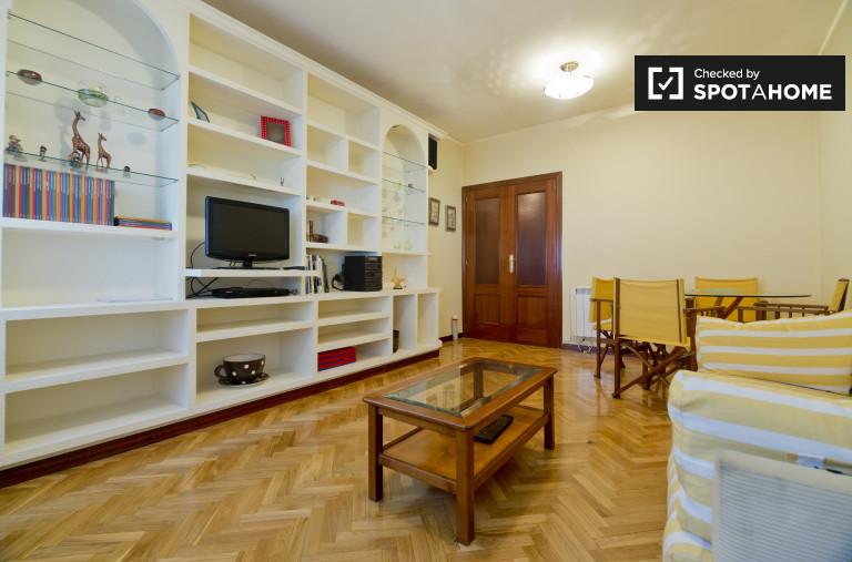 Fully furnished 1-bedroom apartment for rent in San Sebastián de los Reyes