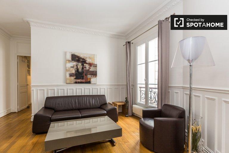 2-bedroom apartment in the 15th arrondissement, Paris