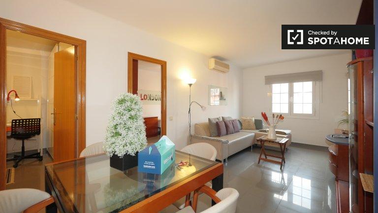 Apartamento de 3 quartos elegante para alugar em Hospitalet
