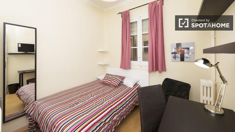 Double interior bedroom