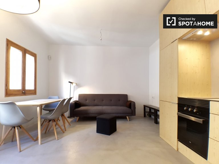 1-bedroom apartment for rent in La Barceloneta, Barcelona