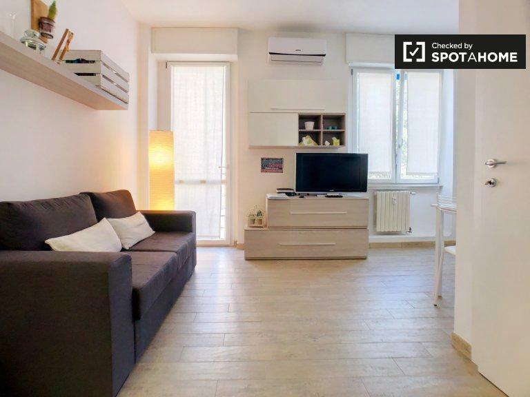 Appartement 1 chambre à louer à Lorenteggio, Milan